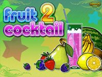 Играть на деньги в Fruit Cocktail 2