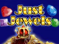 Новый автомат Just Jewels