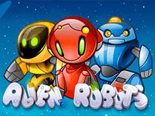 Онлайн автомат Alien Robots в Вулкан Гранд